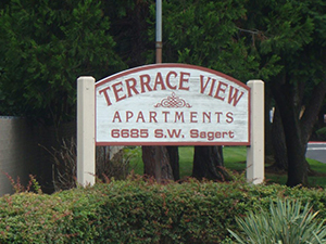 Terrace View Apartment Re-Roof
